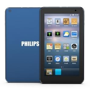 PHILIPS M8  8 0 inch  3GB+32GB  Android 9.0 ARM-A53 Quad Core 1 5GHz  Ondersteuning Dual Band WiFi & Bluetooth & TF-kaart (Blauw)