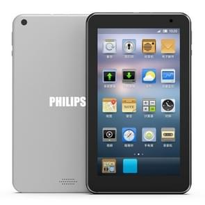 PHILIPS M8  8 0 inch  3GB+32GB  Android 9.0 ARM-A53 Quad Core 1 5GHz  Ondersteuning Dual Band WiFi & Bluetooth & TF-kaart (Zilver)