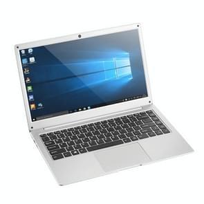 Pipo W14 Laptop  14 1 inch  8GB+128GB+512GB  Windows 10 Intel Apollo Lake N3450 Quad Core tot 2 2 Ghz  Ondersteuning TF Card & Bluetooth & Dual Band WiFi & Mini HDMI(Zilver)