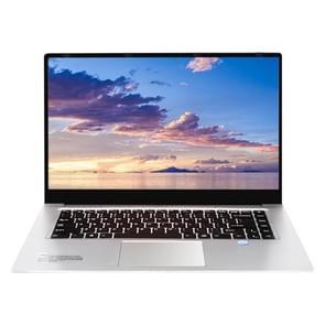 HPC156 Ultrabook, 15.6 inch, 2GB+32GB, Windows 10 Intel X5-Z8350 Quad Core Up to 1.92Ghz, Support TF Card & Bluetooth & WiFi, US/EU Plug(Silver)