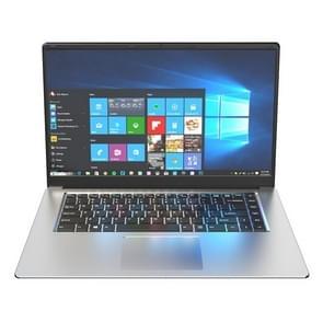 Hongsamde Ultrabook, 15.6 inch, 8GB+128GB, Windows 10 OS, Intel Celeron J3455 Quad Core, Support WiFi / Bluetooth / TF Card Extension / Mini HDMI (Silver)