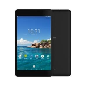 ALLDOCUBE M8 4G Call Tablet, 8.0 inch, 3GB+32GB, 5500mAh Battery, Android 8.0 Oreo MTK X27 (MT6797X) Deca Core Up to 2.6GHz, Support OTG & GPS & FM & Bluetooth & Dual Band WiFi & Dual SIM(Black)