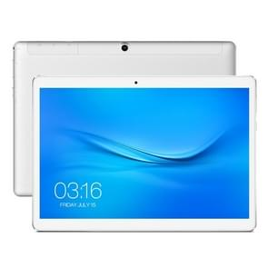 Teclast A10S Tablet, 10.1 inch, 2GB+32GB, 6000mAh Battery,  Android 7.0 MT8163 Quad Core 64-bit 1.5GHz, Support Bluetooth & Dual Band WiFi & TF Card & OTG & GPS & Micro HDMI(Silver)