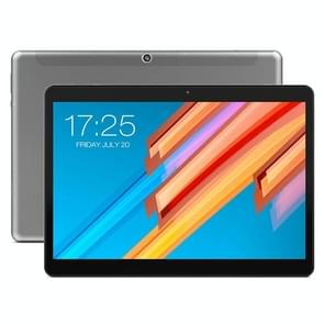 Teclast M20 4G Tablet, 10.1 inch, 4GB+64GB, 6600mAh Battery,  Android 8.0 MT6797(X20) Deca Core 64-bit 2.3GHz, Support Bluetooth & Dual Band WiFi & Dual Micro-SIM & TF Card & OTG & GPS (Grey)