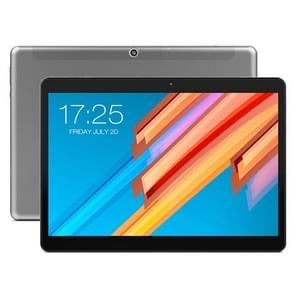 Teclast M20 4G Tablet, 10.1 inch, 3GB+32GB, 6600mAh Battery,  Android 8.0 MT6797(X20) Deca Core 64-bit 2.3GHz, Support Bluetooth & Dual Band WiFi & Dual Micro-SIM & TF Card & OTG & GPS (Grey)