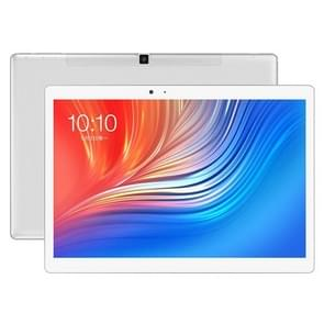Teclast T20 Tablet, 10.1 inch, 4GB+64GB, 8100mAh Battery,  Android 7.1 MT6797T(X27) Deca Core 2.6GHz, Support Fingerprint Identification & Bluetooth & Dual Band WiFi & TF Card & OTG & GPS (Silver)