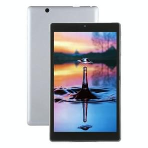 HSD Tablet PC  8 inch 2.5D Screen  4GB+64GB  Windows 10  Intel Atom Z8300 Quad Core  Support TF Card & HDMI & Bluetooth & Dual WiFi & Dual Micro USB  EU Plug (Silver)