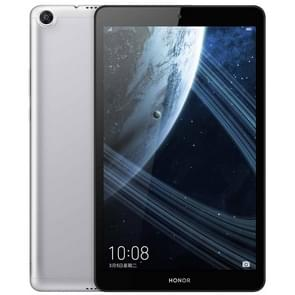 Huawei Honor Tab 5 JDN2-W09HN WiFi  8 inch  3GB+32GB  Face Identification  Android 9.0 Hisilicon Kirin 710 Octa Core  4 x Corte x A73 2.2GHz + 4 x Corte x A53 1.7GHz  Support OTG & GPS & Dual Band WiFi(Grijs)