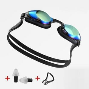 Original Xiaomi YUNMAI Anti-Fog Swimming Goggles with Ear Plug and Nasal Clip (Gold)