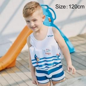 SABOLAY Boys Buoyant Vest Bathing Suit Life Jacket, Size: 120