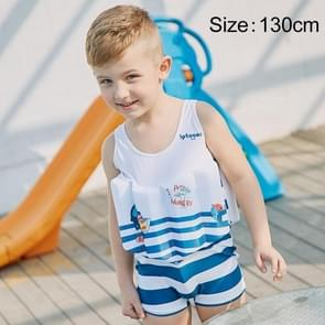 SABOLAY Boys Buoyant Vest Bathing Suit Life Jacket, Size: 130