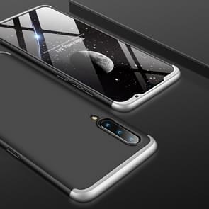 GKK Three Stage Splicing Full Coverage PC Case for Xiaomi Mi 9 (Black Silver)