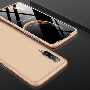 GKK Three Stage Splicing Full Coverage PC Case for Xiaomi Mi 9 (Gold)