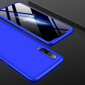 GKK Three Stage Splicing Full Coverage PC Case for Xiaomi Mi 9 (Blue)