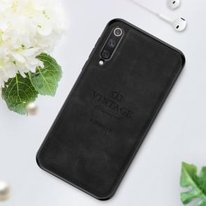 PINWUYO Shockproof Waterproof Full Coverage PC + TPU + Skin Protective Case for Xiaomi Mi 9 SE (Black)