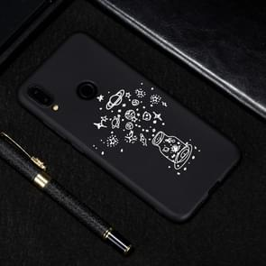 Wishing Bottle Painted Pattern Soft TPU Case for Xiaomi Redmi Note 7