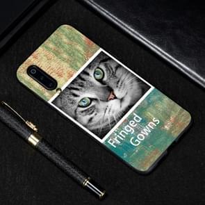 Cat Painted Pattern Soft TPU Case for Xiaomi Mi 9