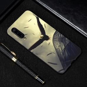 Eagle Painted Pattern Soft TPU Case for Xiaomi Mi 9