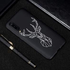 Elk Painted Pattern Soft TPU Case for Xiaomi Mi 9