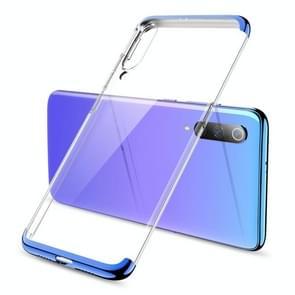 GKK Electroplating Transparent Case for Xiaomi Mi 9 (Blue)