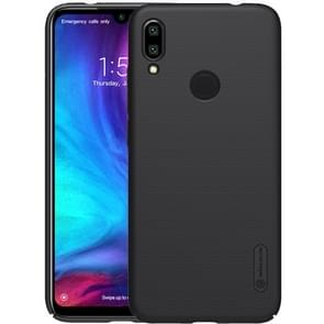 NILLKIN Frosted Concave-convex Texture PC Case for Xiaomi Redmi Note 7 (Black)