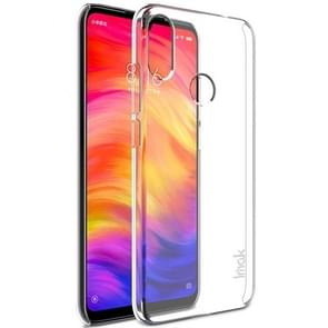 IMAK Wing II Wear-resisting Crystal Pro Protective Case for Xiaomi Redmi Note 7 Pro (Transparent)