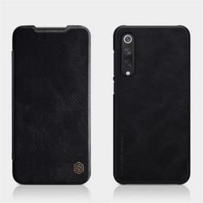 NILLKIN Crazy Horse Texture Horizontal Flip Leather Case for Xiaomi Mi 9 SE, with Card Slot (Black)