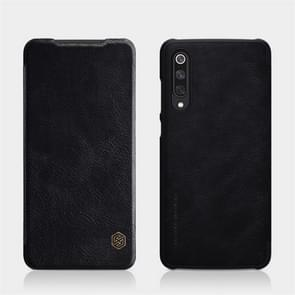 NILLKIN Crazy Horse Texture Horizontal Flip Leather Case for Xiaomi Mi 9, with Card Slot (Black)