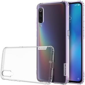 NILLKIN Nature TPU Protective Case for Xiaomi Mi 9 (White)