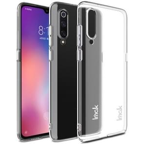 IMAK Wing II Wear-resisting Crystal Pro Protective Case for Xiaomi Mi 9, with Screen Sticker (Transparent)
