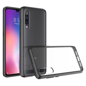 Scratchproof TPU + Acrylic Protective Case for Xiaomi Mi 9 (Black)