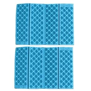 2 PCS Portable Folding Mobile Cellular Massage Cushion Outdoors Damp Proof Picnic Seat Mats EVA Pad