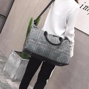 Handbags Casual Travel Bags Single Shoulder Bag, Size: S (Grey)