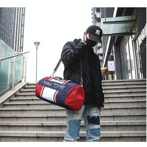 Oxford reizen handtassen Casual Schoudertas (zwart)