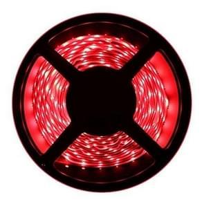 YWXLight 300 LEDs  SMD 3528 5M IP65 Waterproof Red Light Normal Brightness Flexible LED Light Bar Strip DC 12V (Red)