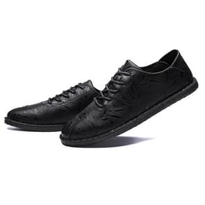 Comfortable and Breathable Casual Shoes for Men (Color:Black Size:39)