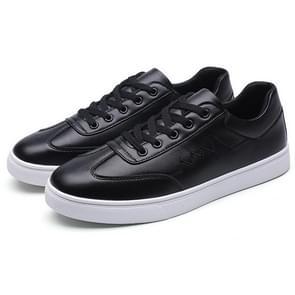 Trend Wearable Comfortable Shoes for Men (Color:Black Size:39)
