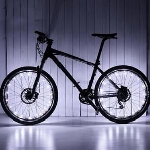 YWXLight 2m 20LEDs LED fiets wiel licht waterdichte veiligheids lamp voor nacht fietsen Spaak accessoires