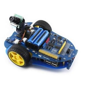 Waveshare AlphaBot-Pi (for Europe), Raspberry Pi Robot Building Kit