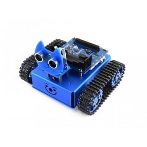 Waveshare KitiBot rups Robot Building Kit voor micro: bit (geen micro: beetje)