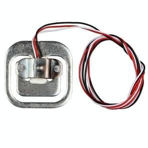 LDTR-WG0166 DIY 50Kg Body Load Cell weeg sensor weerstand stam half-brug origineel voor DIY Arduino etc