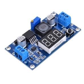 LDTR-WG0178 LM2596 power step-down voltage regelaar module voltmeter display