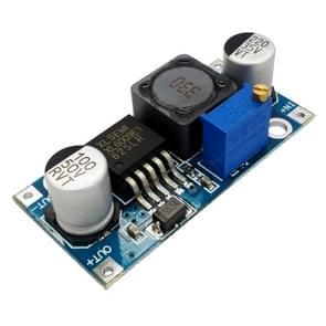 LDTR-WG0180 LM2596 verstelbare spanning reguleren/reduceren module (donkerblauw)