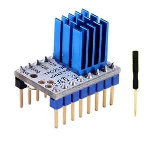 TMC2130 V1.0 Stepper Motor Driver Module w/Heat Sink & Screwdriver for 3D Printer