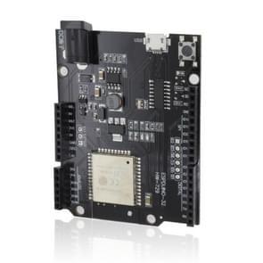 LDTR-WG0193 Arduino IDE For ESP32 Module WiFi+Bluetooth Development Board Ethernet Internet Wireless Transceiver Control Board (Black)