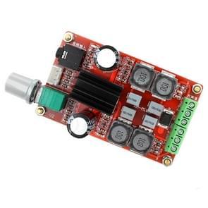 LDTR-WG0196 TPA3116D2 digitale versterker Board 2X 50W klasse D 12V 24V Dual-Channel stereo versterker