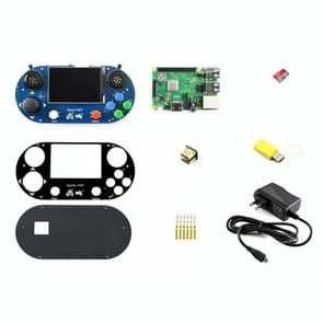 Waveshare framboos Pi 3 model B + Development Kit (type G)
