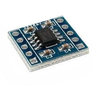 LDTR-WG0238 X9C104 digitale potentiometer module voor Arduino (blauw)