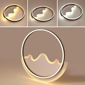 Simple Modern Creative Personality Room Warm Romantic LED Ceiling Lamp, Diameter: 620mm, Stepless Dimming + Remote Control