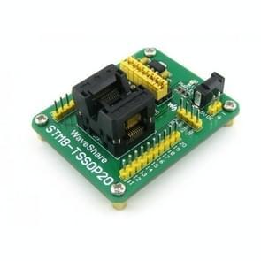 STM8-TSSOP20, Programmer Adapter